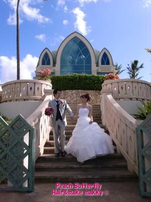 HAPPY WEDDING in Hawaii Vo.3_c0043737_1261915.jpg