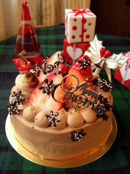 試作・クリスマスケーキ その2_e0160246_15303093.jpg