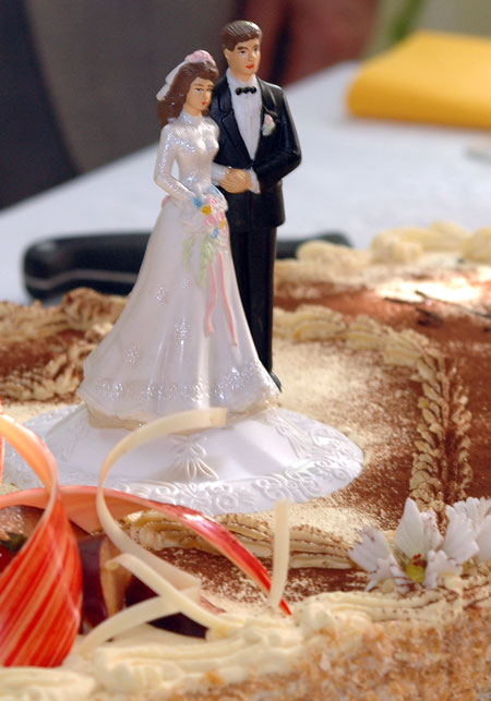 結婚披露パーティ_d0023951_22555042.jpg