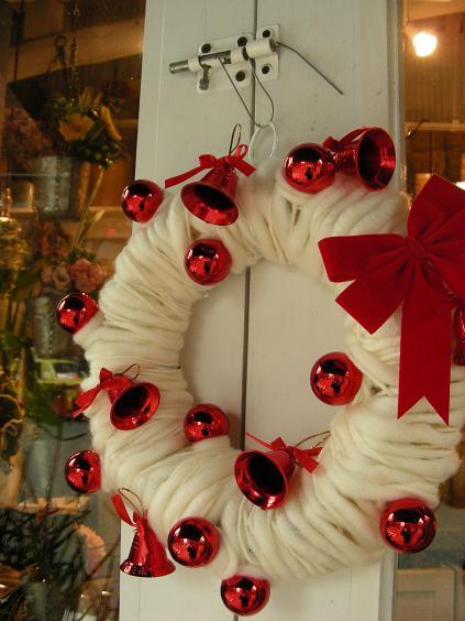 X\'mas Wreath♪_e0149863_145609.jpg
