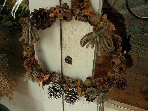 X\'mas Wreath♪_e0149863_14562836.jpg