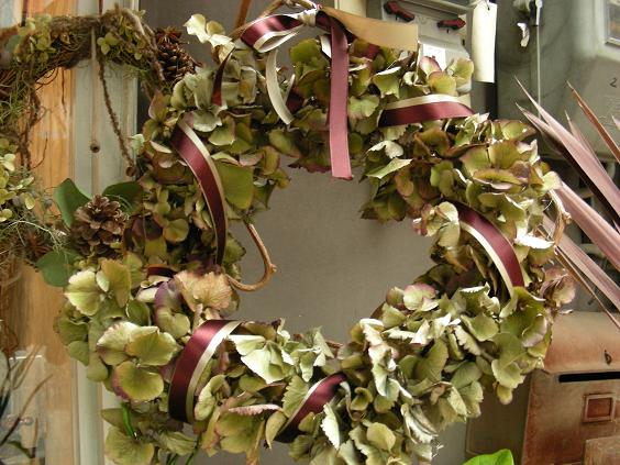 X\'mas Wreath♪_e0149863_1456919.jpg