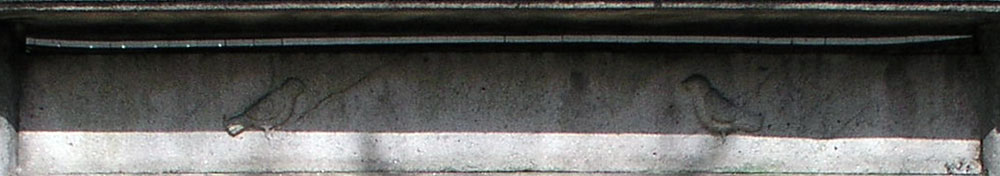 家紋などの諸紋のみが表現される欄間部(その5)_e0113570_23313921.jpg