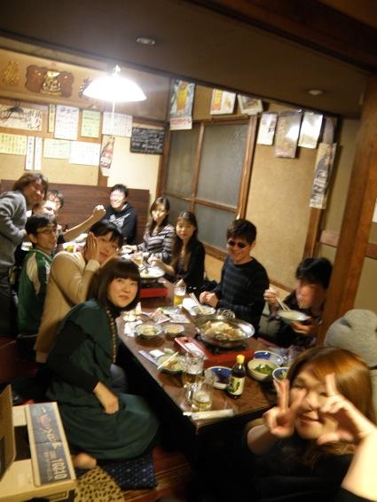 2009.11.28 経堂大忘年会イベント結果♪_f0053279_17562757.jpg