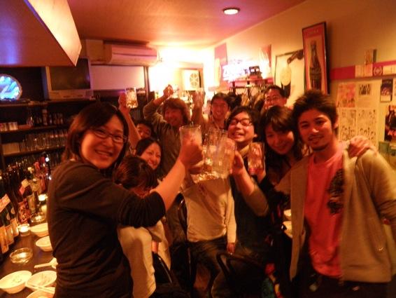 2009.11.28 経堂大忘年会イベント結果♪_f0053279_1756477.jpg