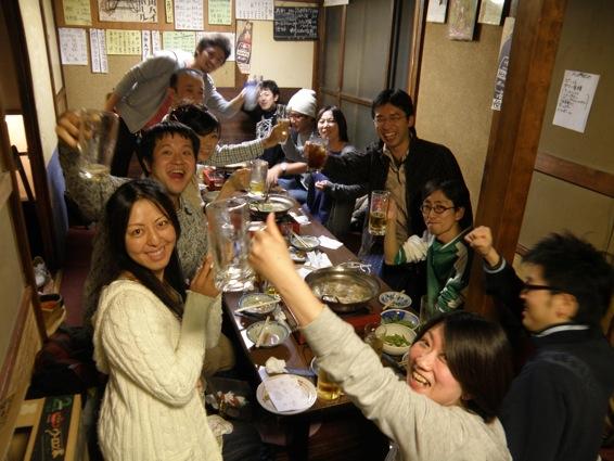 2009.11.28 経堂大忘年会イベント結果♪_f0053279_17572810.jpg