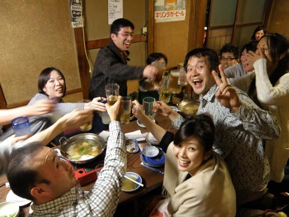 2009.11.28 経堂大忘年会イベント結果♪_f0053279_1757634.jpg