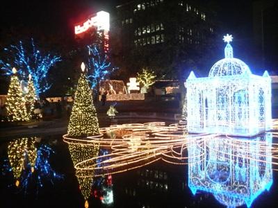 キラキラ☆クリスマスイルミネーション☆_e0188087_15262235.jpg