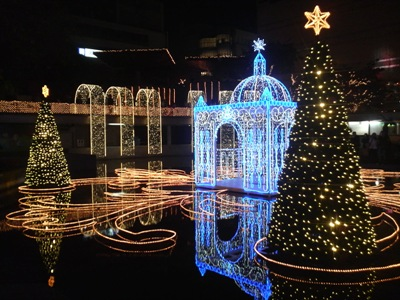 キラキラ☆クリスマスイルミネーション☆_e0188087_15263651.jpg