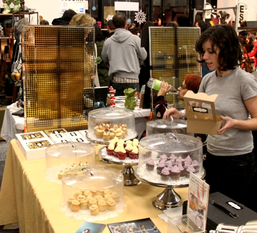 たぶん、今NYで一番美味しいカップケーキ屋さんはココです Kumquart_b0007805_1441978.jpg