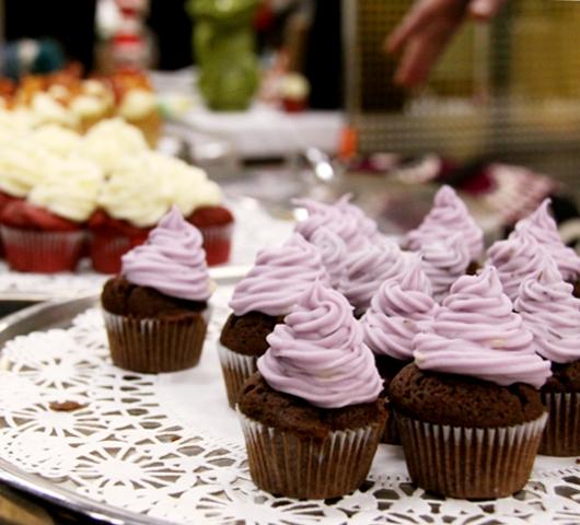 たぶん、今NYで一番美味しいカップケーキ屋さんはココです Kumquart_b0007805_145107.jpg