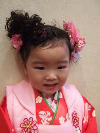 髪型 七五三 髪型 アレンジ : kamigatajpn.blogspot.com