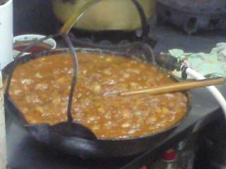 鍋一杯の油味噌を貴方に。_d0053751_2036583.jpg