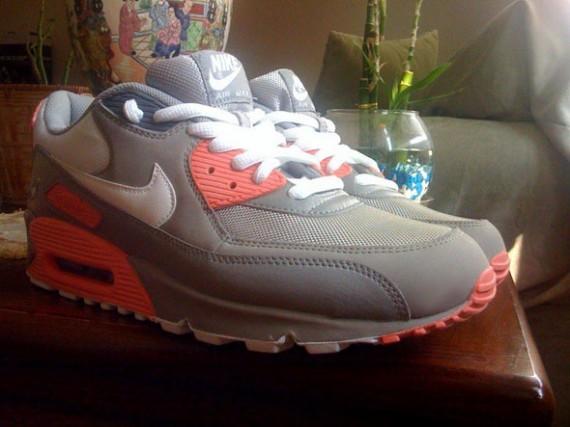 Nike Air Max 90 – Pigeon Customs_a0118453_19174787.jpg