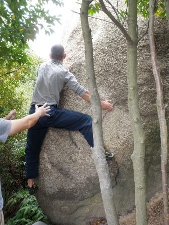 王子ガ岳(岡山)ボルダリング_d0007657_8202918.jpg