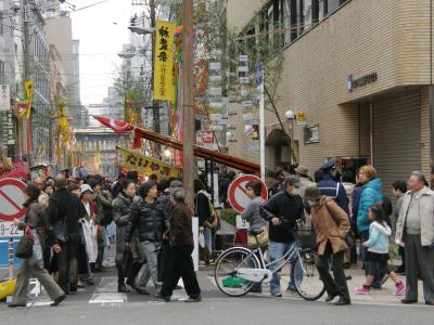 神農神社(大阪道修町)大祭 11月22~23日_e0007558_18454488.jpg