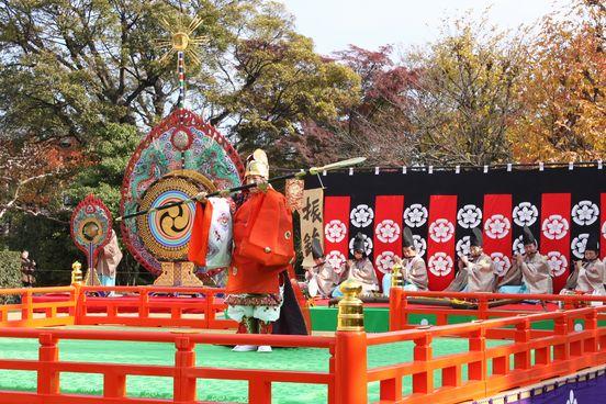 秋の舞楽会09御礼_c0122270_9165492.jpg