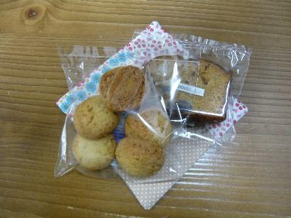 焼き菓子♪
