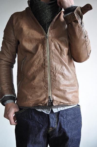Still By Hand  Single Rider's Jacket