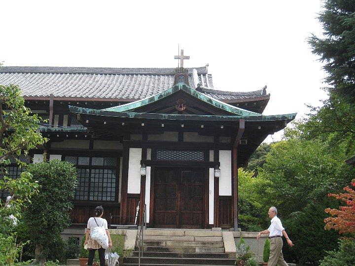 日本聖公会 奈良基督教会堂 : レ...