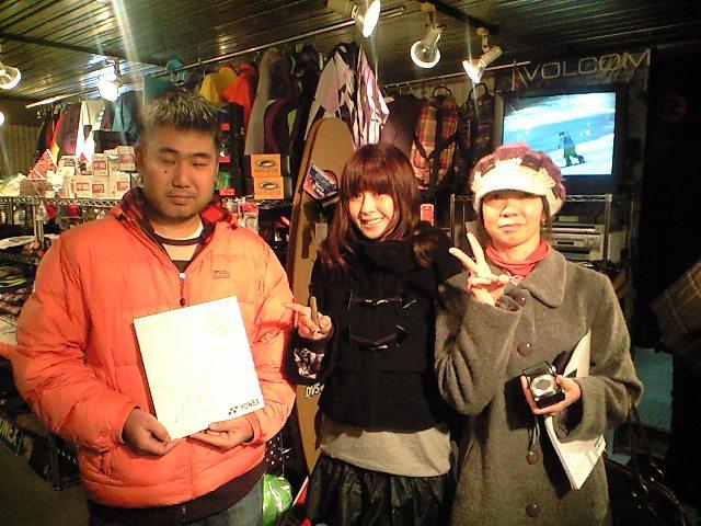 DROPS SURFさん☆札幌_c0151965_055750.jpg