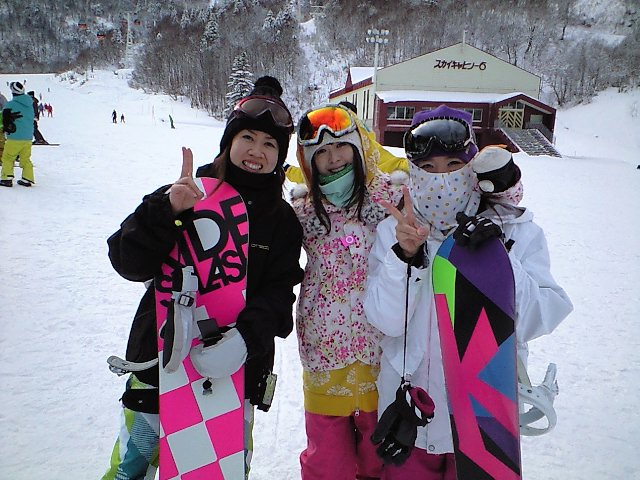 札幌国際スキー場YONEX試乗会2日目_c0151965_22221020.jpg