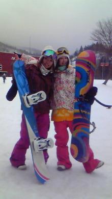 札幌国際スキー場YONEX試乗会2日目_c0151965_22354190.jpg