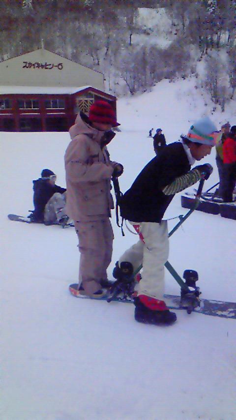 札幌国際スキー場YONEX試乗会2日目_c0151965_22384411.jpg