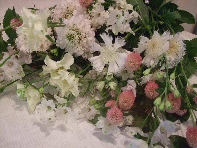 オークリーフ(淡い色の花束)_f0049672_822569.jpg