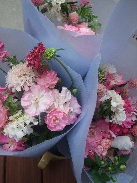 オークリーフ(淡い色の花束)_f0049672_82497.jpg