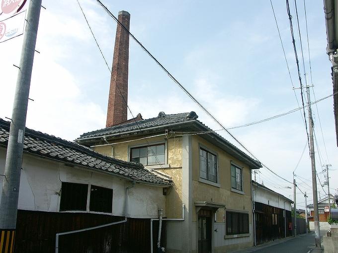 播磨の近代建築 補遺③ ~工場・倉庫~_f0116479_2172546.jpg