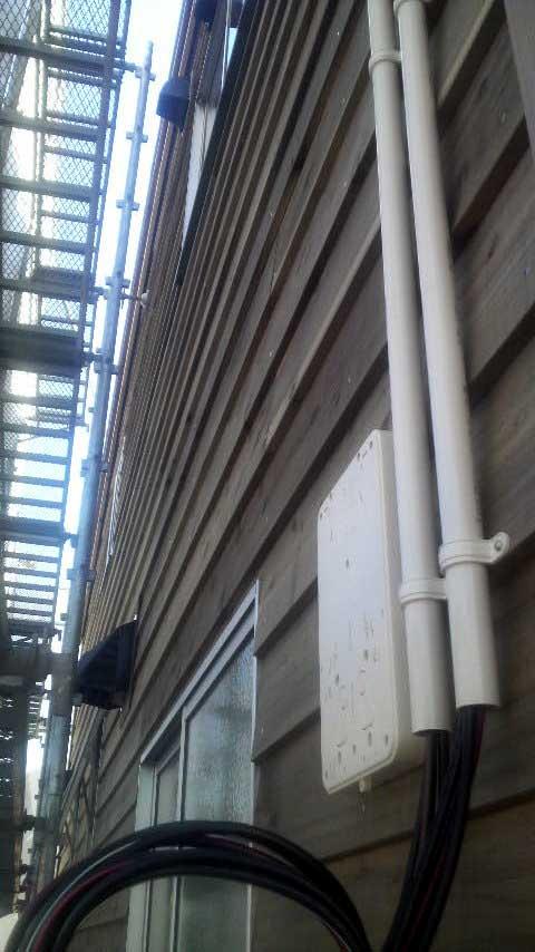 「桜台の家」 工事中!_f0150893_20144711.jpg