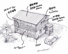 「道川の家」内覧会_e0148212_23262625.jpg