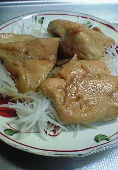鶏胸肉甘辛煮♪_f0116812_18263824.jpg
