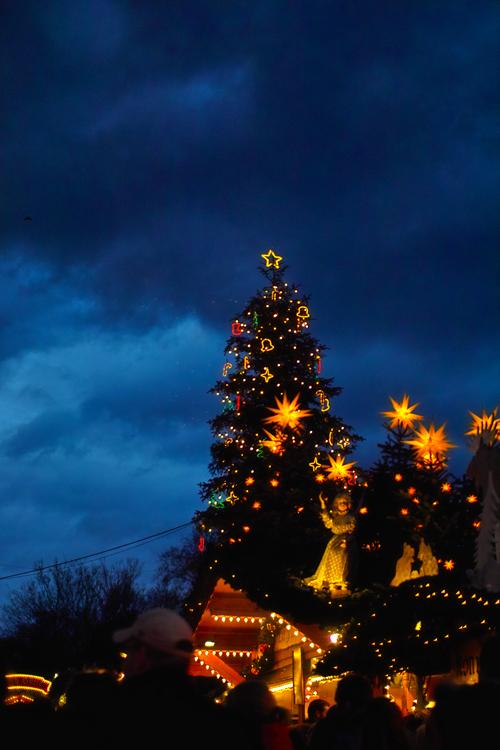 Weihnachtsmarkt(クリスマス市)_b0148617_6435060.jpg