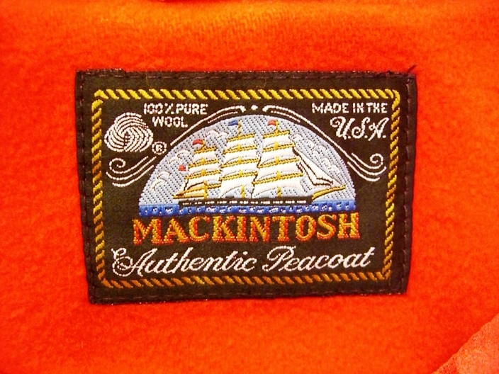 [Lady\'s] Used Mackintosh_f0191324_23285577.jpg