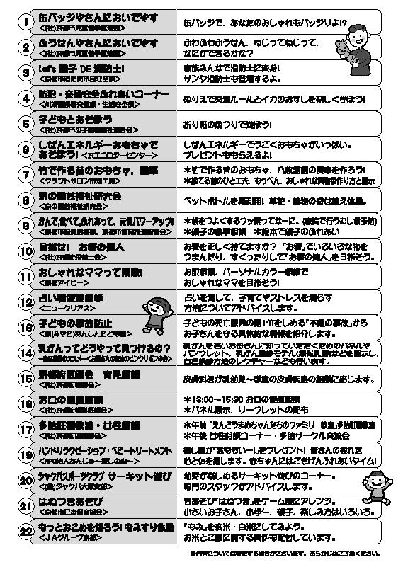 12月5日やんちゃフェスタ弟2部 内容_a0111125_2082587.jpg