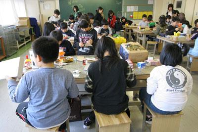 2009年11月12日(木)キラキラゆめのとんでんみなみ村_a0062127_16194522.jpg