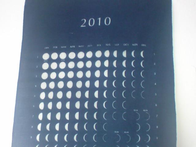 藍染カレンダー入荷しました!_e0146276_1412463.jpg