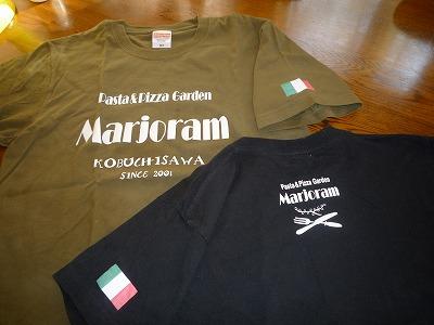 マジョラム オリジナルTシャツ販売_f0111415_14511950.jpg