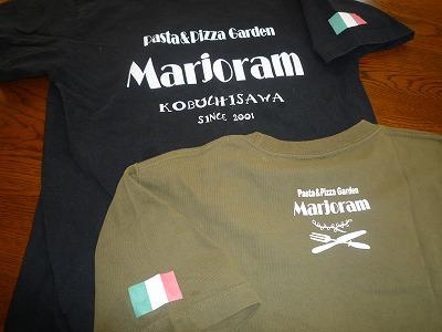 マジョラム オリジナルTシャツ販売_f0111415_14512924.jpg