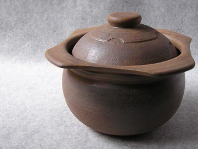 山本泰三さんから煮込み鍋届きました_e0130953_1564376.jpg