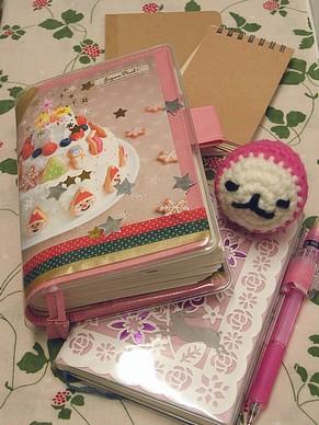 2010年の手帳たち。_f0049479_20483975.jpg