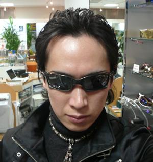 OAKLEYニューX-METAL X SQUARED(エックススクエアード)入荷!_c0003493_2193877.jpg