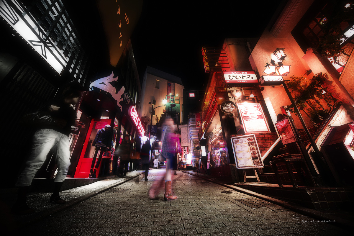 Ultra low & wide at Shibuya season2 #9_d0122257_6575212.jpg