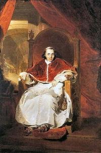 被拿破崙欺負的教皇-教宗庇護七世_e0040579_1235398.jpg