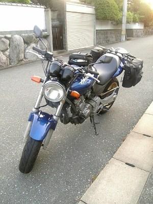 愛車と言っていいのか?私のバイク・・・_e0188087_23323687.jpg
