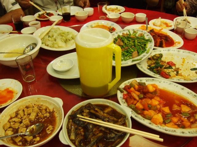 中国旅行....その2...しんせん民族文化村_b0137932_2041390.jpg