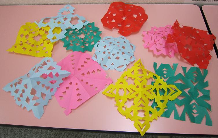 クリスマス 折り紙 折り紙 飾り切り : senn0haru.exblog.jp
