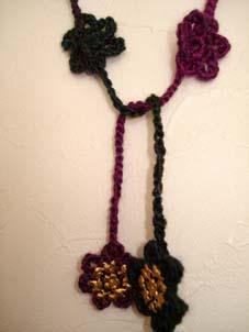 毛糸のラリエット_f0182167_15405381.jpg